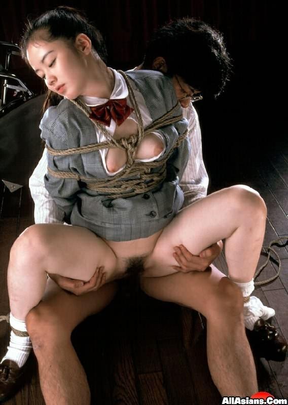Tied up secretary