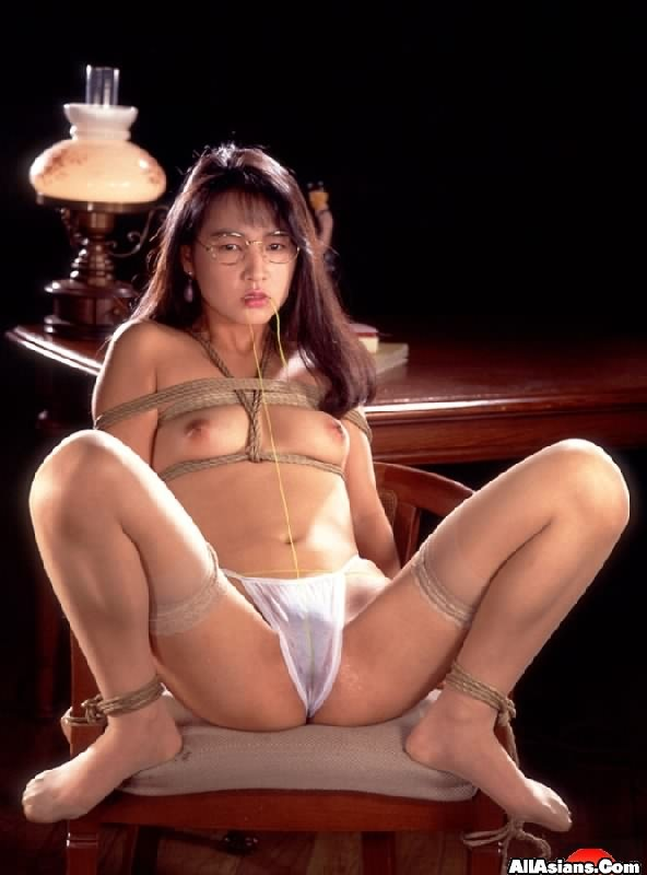 Nothing hot asian slut bondage excellent