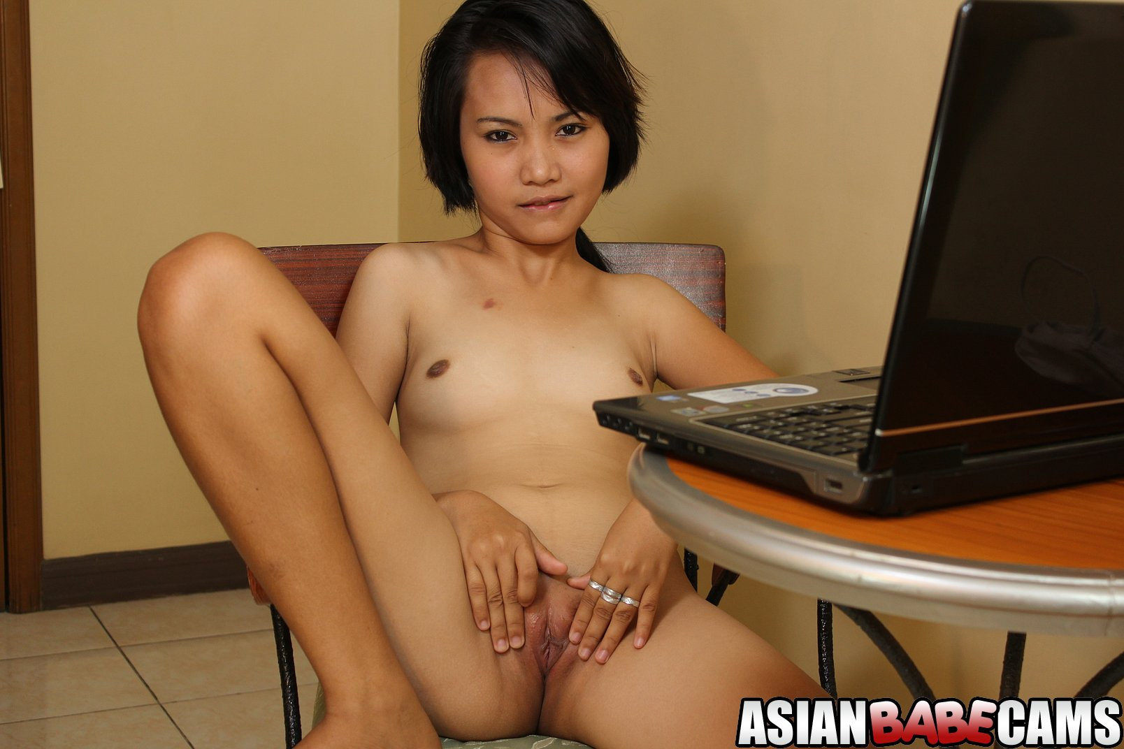 Cam asian babe