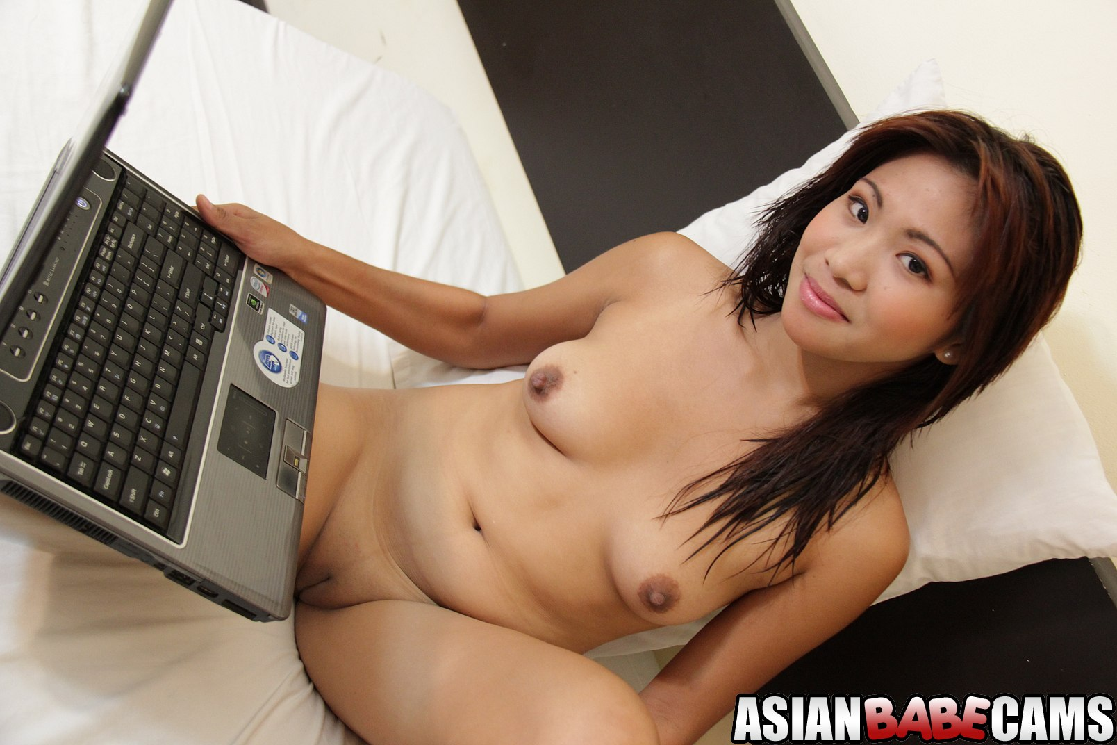 Asian babe cam model