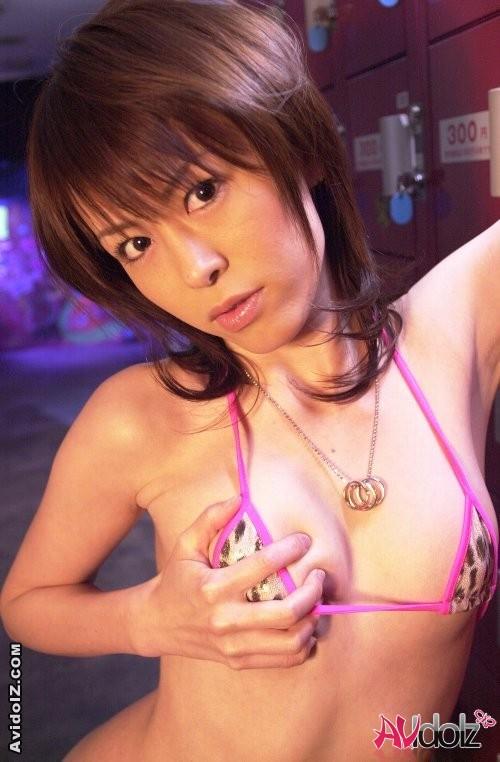 Ai kurosawa beautiful japanese girl - 1 part 6
