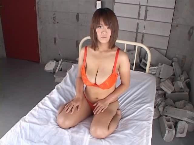 image Japanese big boobs girl temptation to ride