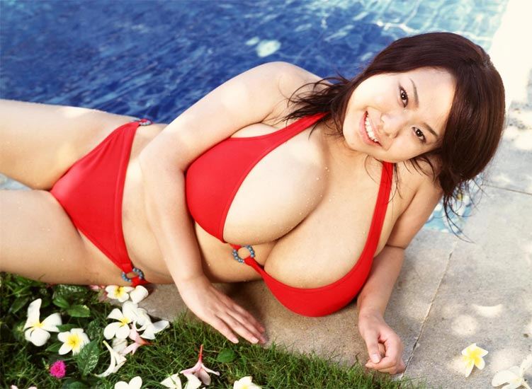 Huge boobs asian fuko goes completely wild