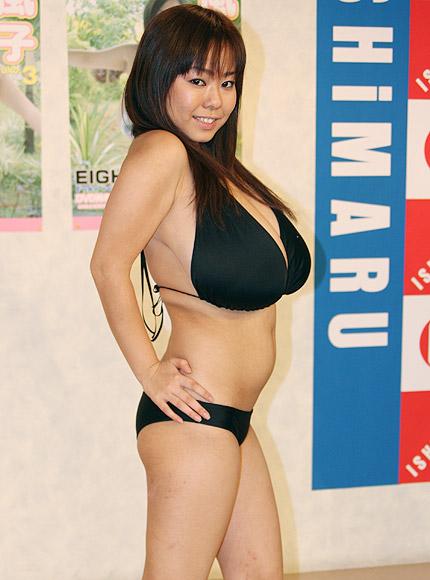 nude fuko in bikini