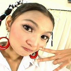 Creampiethais eaw skinny schoolgirl eaw strips to take