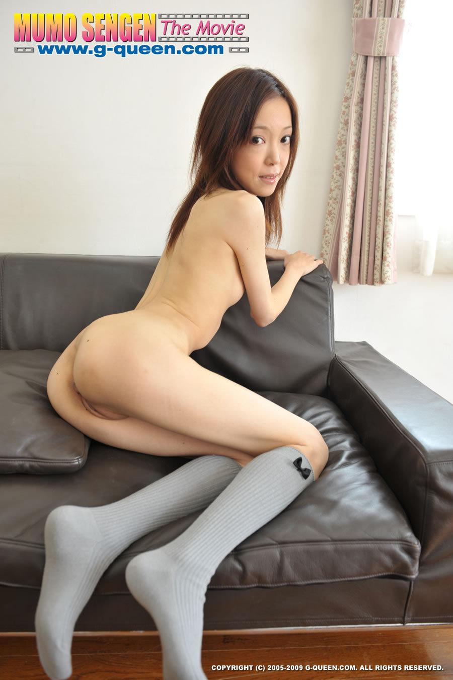 emi konishi g queen mumosengen shaved pussy
