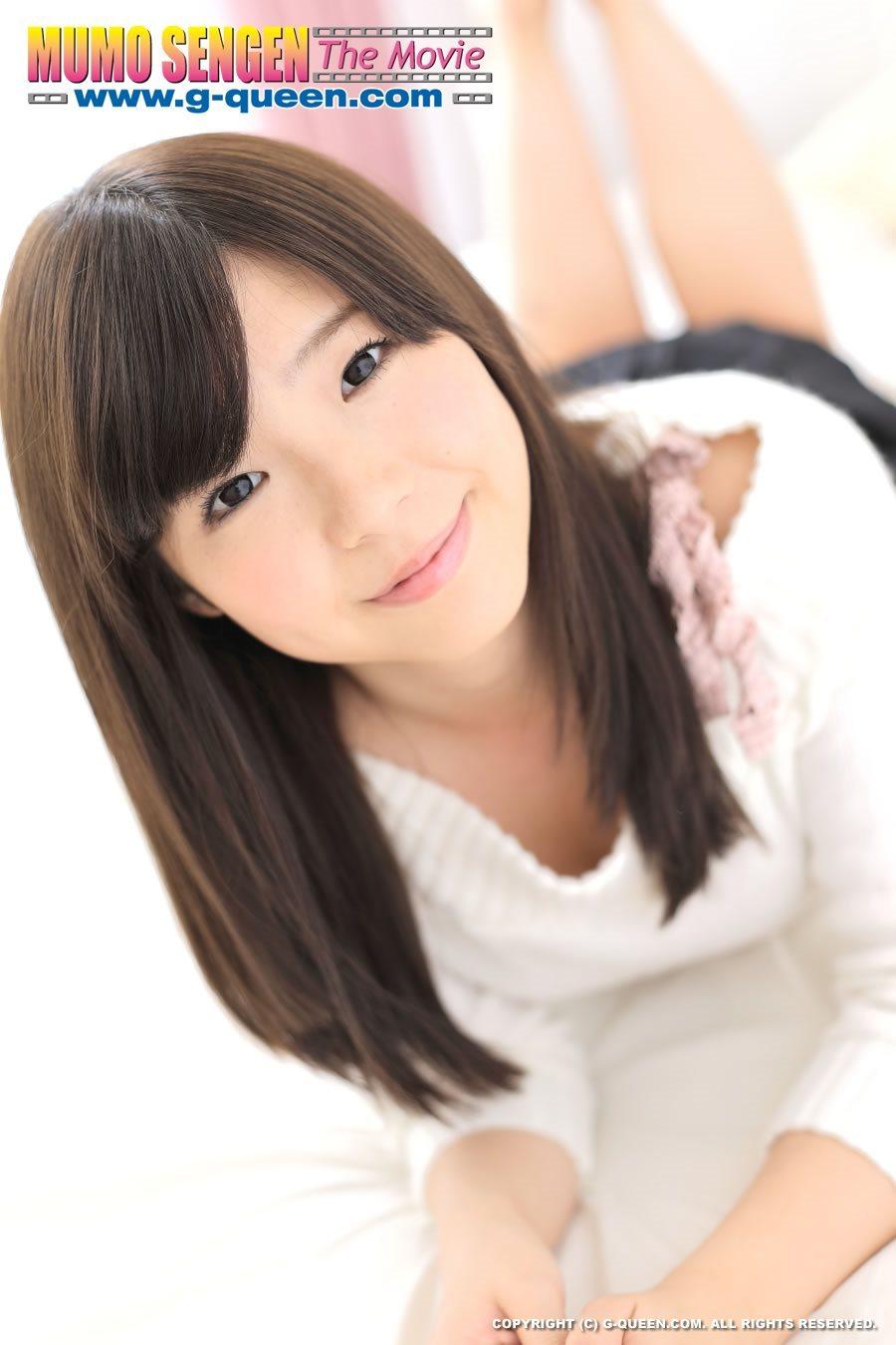 Miho Nomura 野村美保 G-Queen MumoSengen パイパン無毛宣言 ...: www.jjgirls.com/g-queen/miho-nomura/321