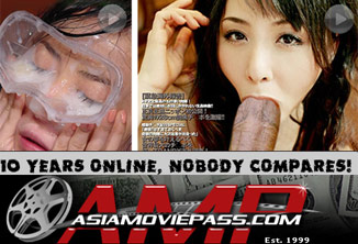 AsiaMoviePass the biggest Bukkake movies site