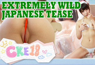 The #1 site for extremely wild Japanese tease!