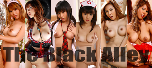TheBlackAlley is a hot Asian site packed with HD pictures & videos of