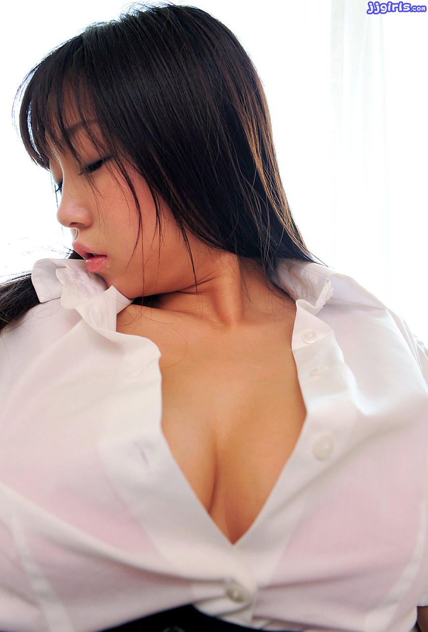 Ami asai sexy hot asian busty japanese bunny costume 10