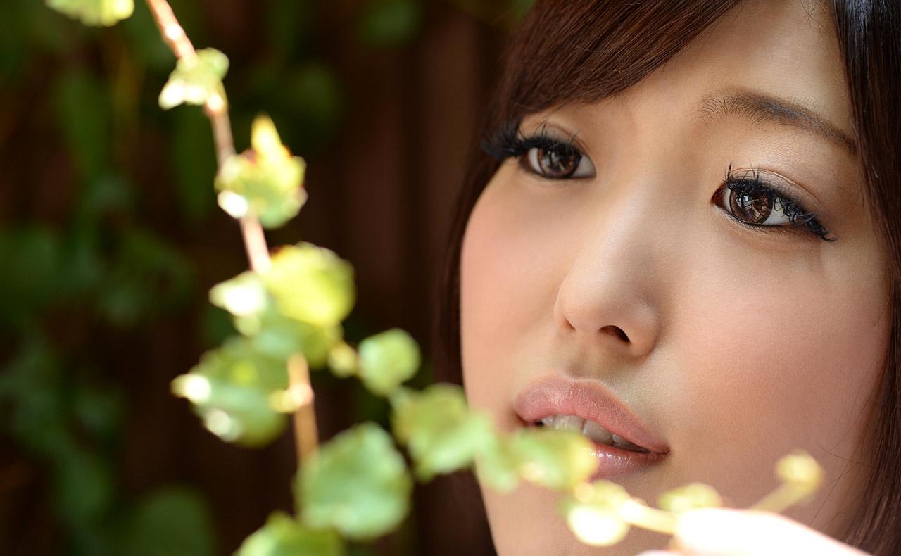 Beautiful Asian Faces - Magazine cover