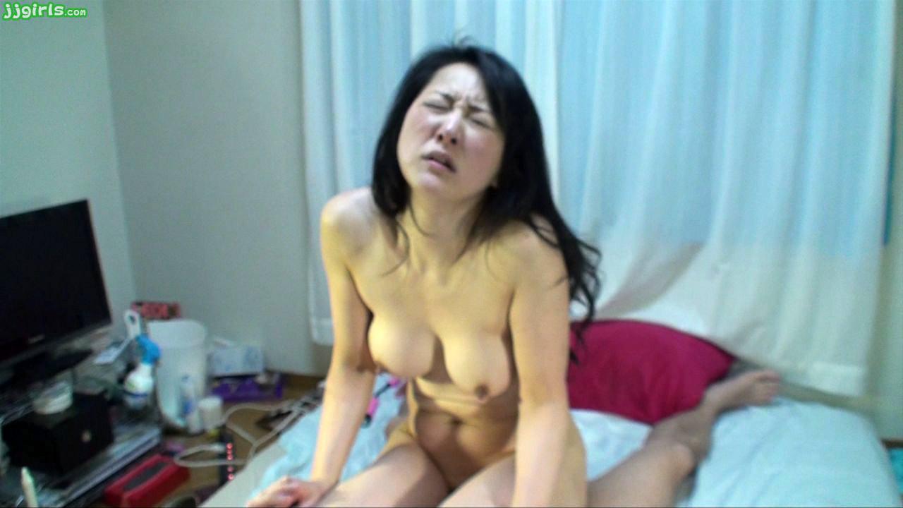 Japanese mature eriko naked
