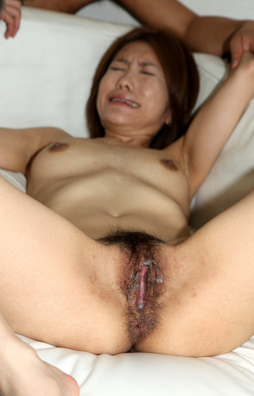 Kaori hojo in sexy outfit gets strong cocks 1