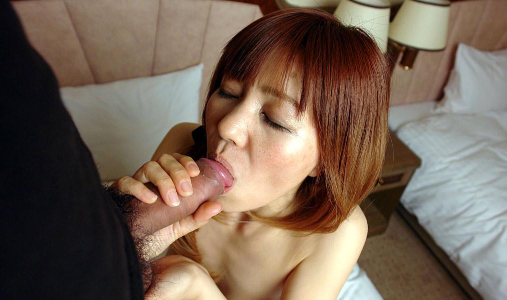 Hottest japanese slut kaoru amamiya in fabulous jav uncensored blowjob scene