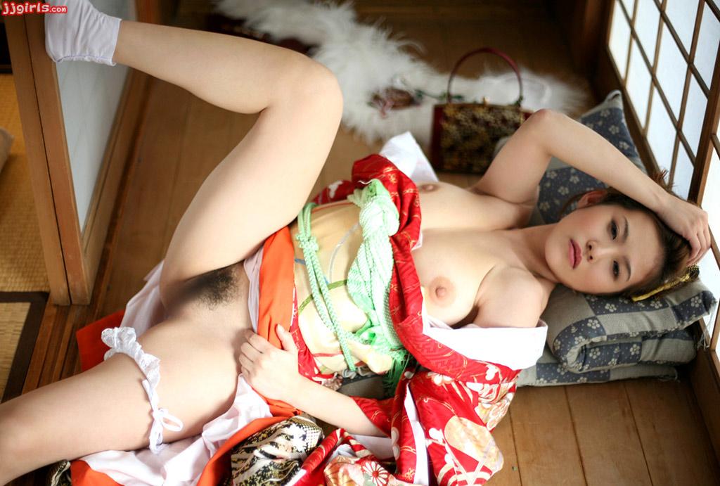 Ебля в кимоно