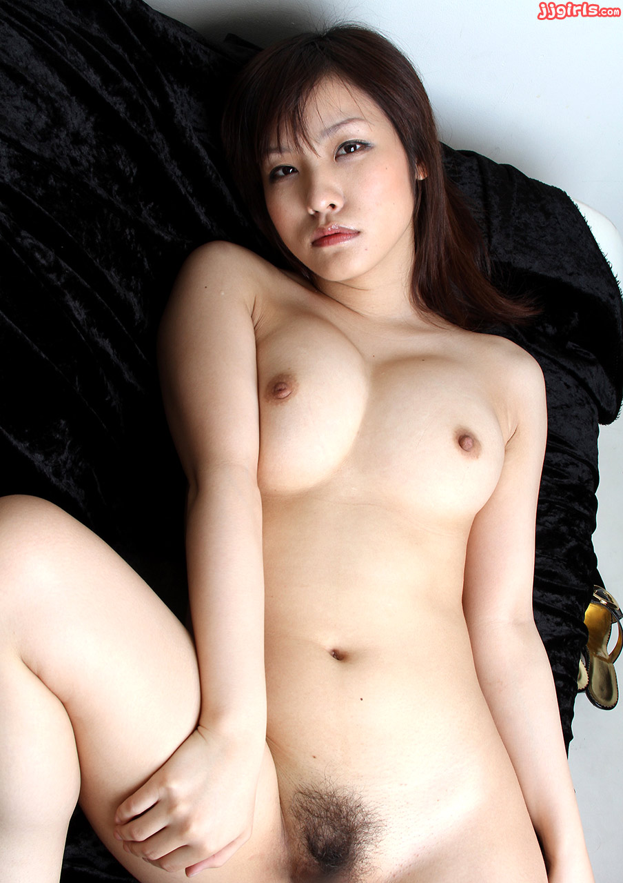 Ami hojo sperm in both holes for cute asian pussy 9