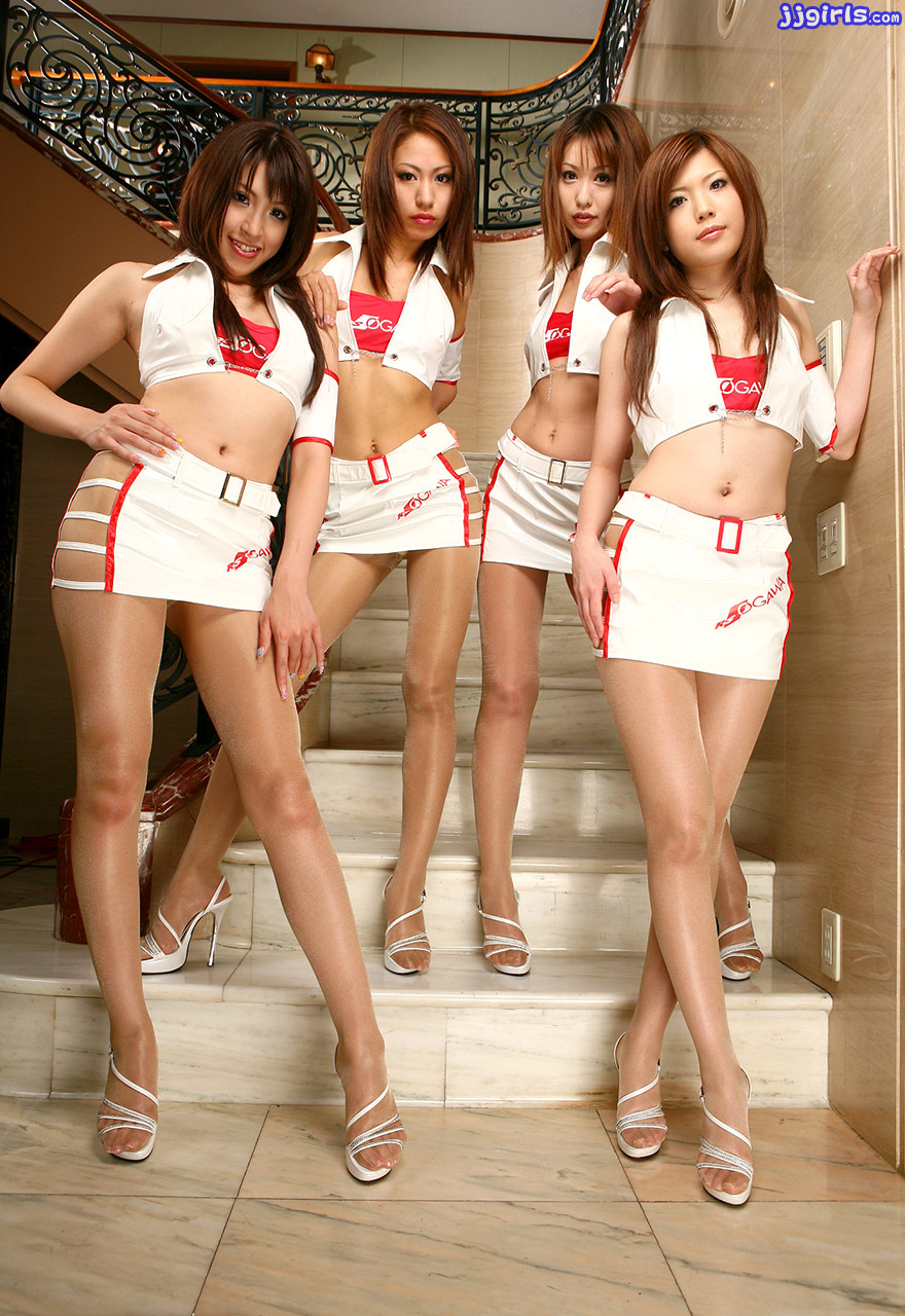 Upskirts japanese girls 6 automatic machines for dances nv