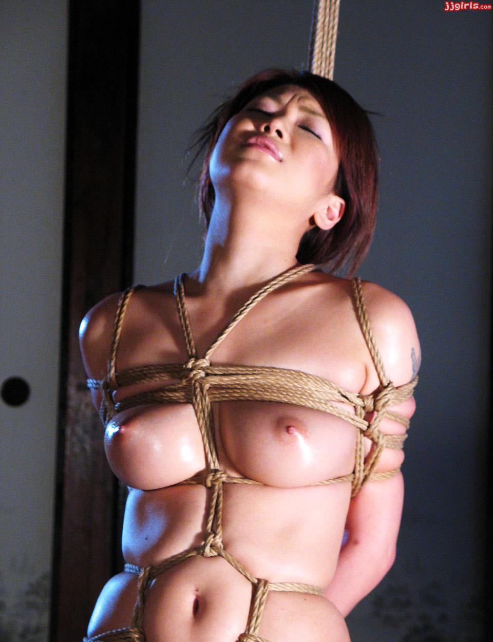 Fetish fantasy series japanese silk rope