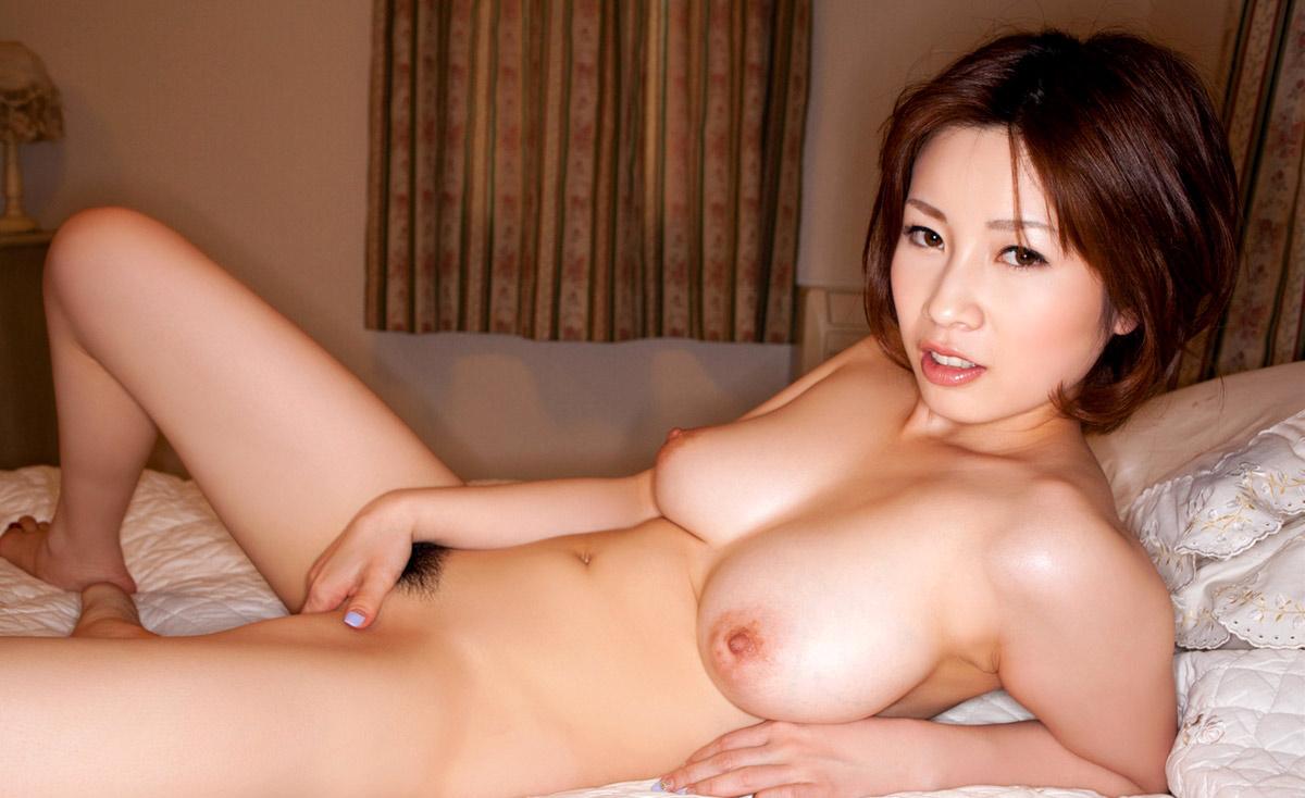 Hot Japanese AV Girls Saki Okuda 奥田咲 Sexy Photos Gallery 19