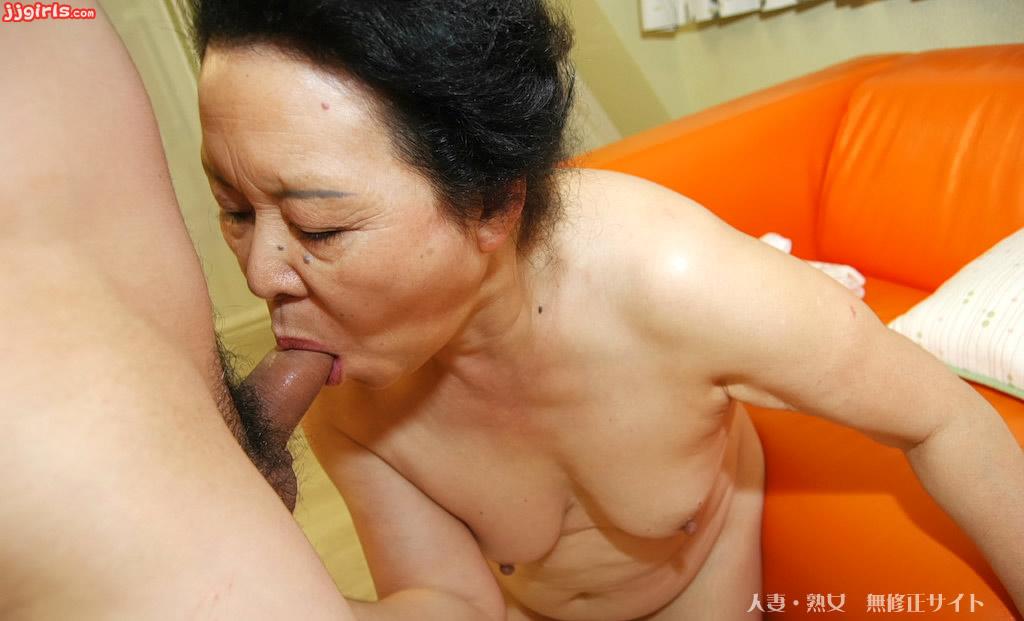 Японский старушка порно