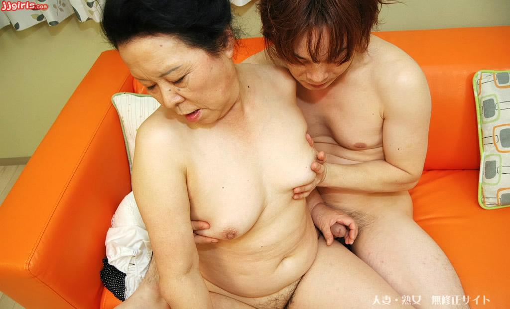 Азиатские бабули эротика
