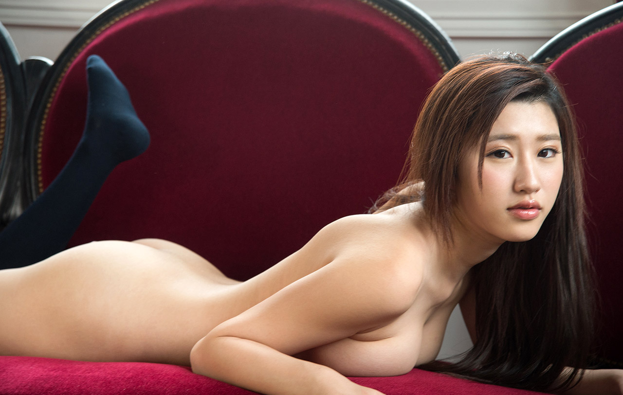 Suzu Mitake 美竹すず | Fit Asian | Naked | Big Boobs | E-Body ...