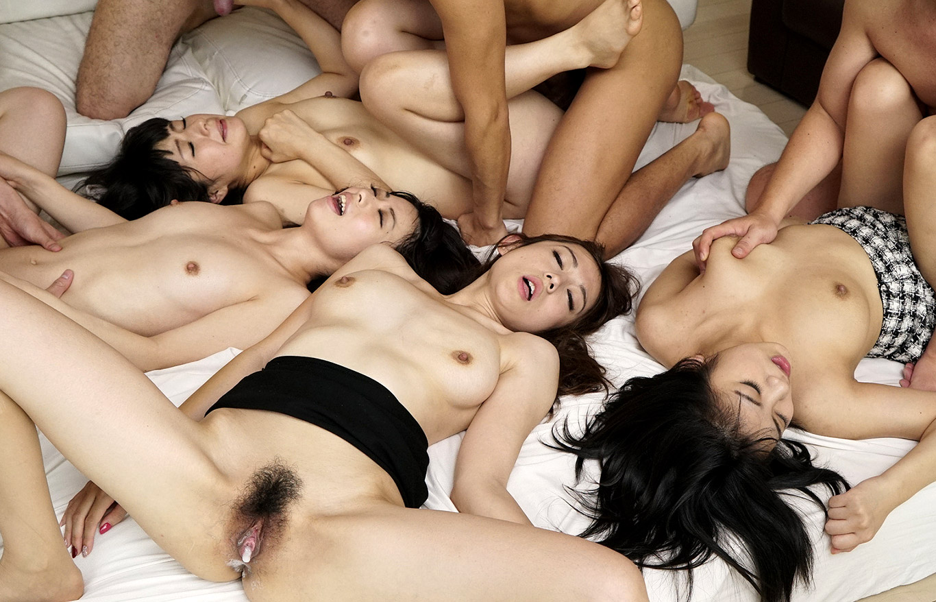 Nude Haven Sex Party