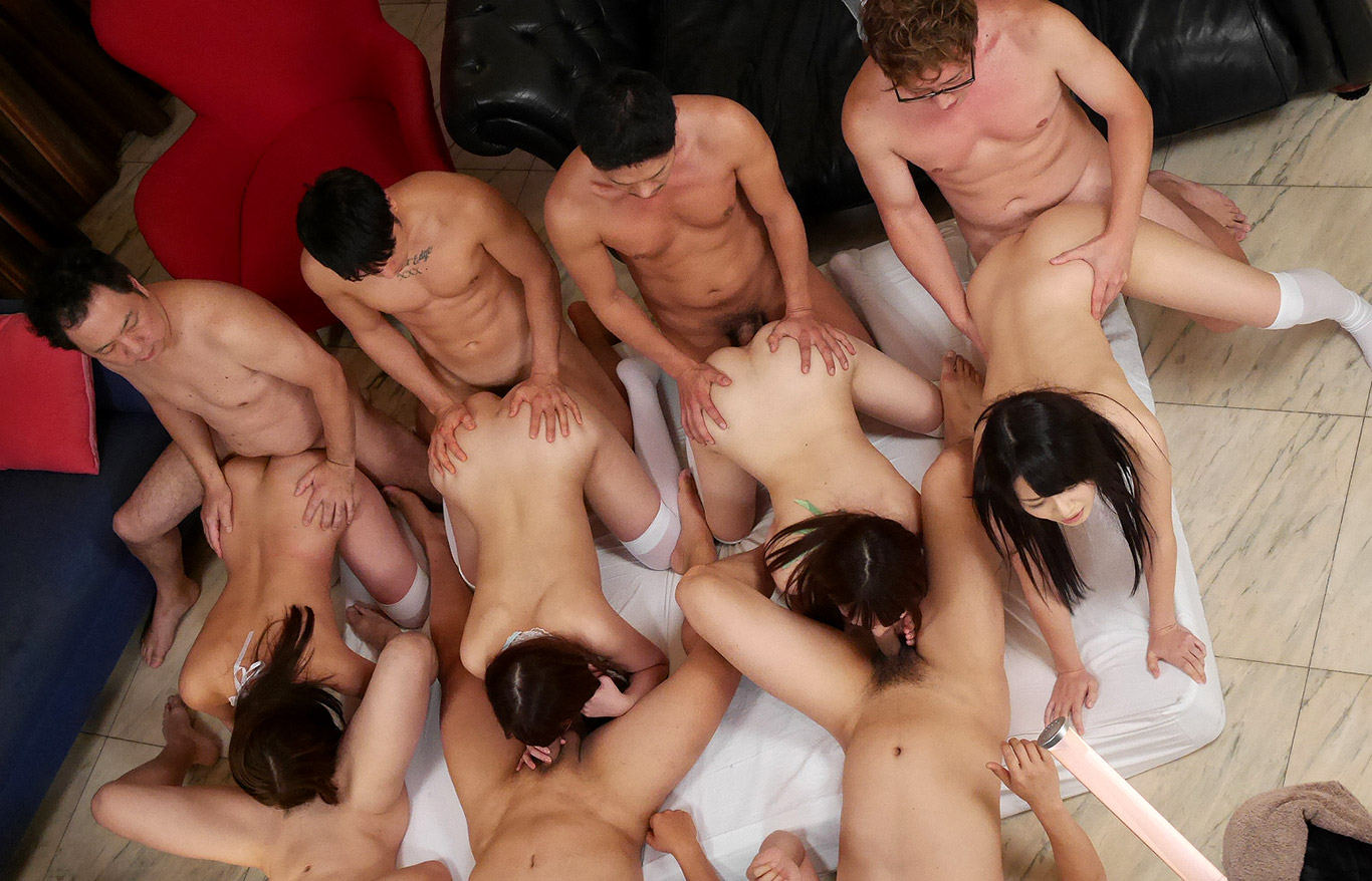 All Participants Of Orgy Party In Japan Arrested