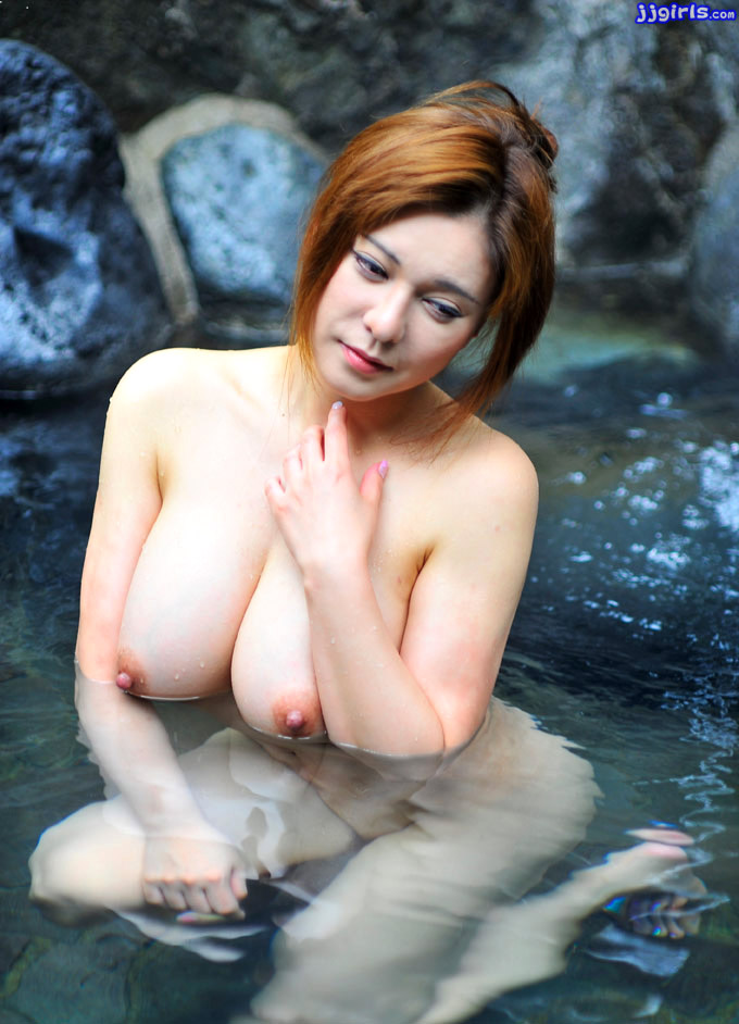 Yuuki tsukamoto in the hot spring - 3 part 9