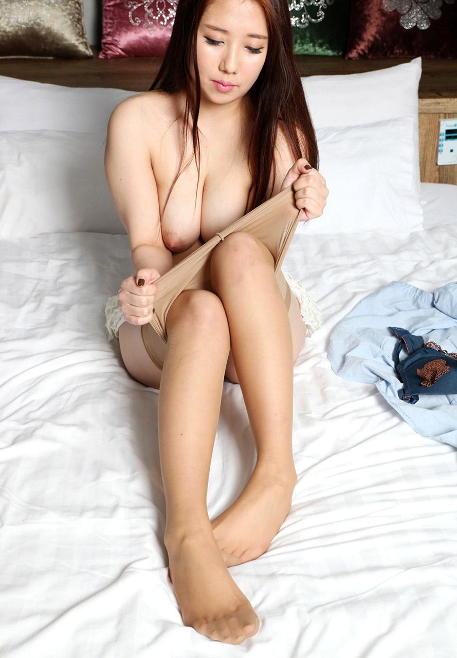Korea model nude sex