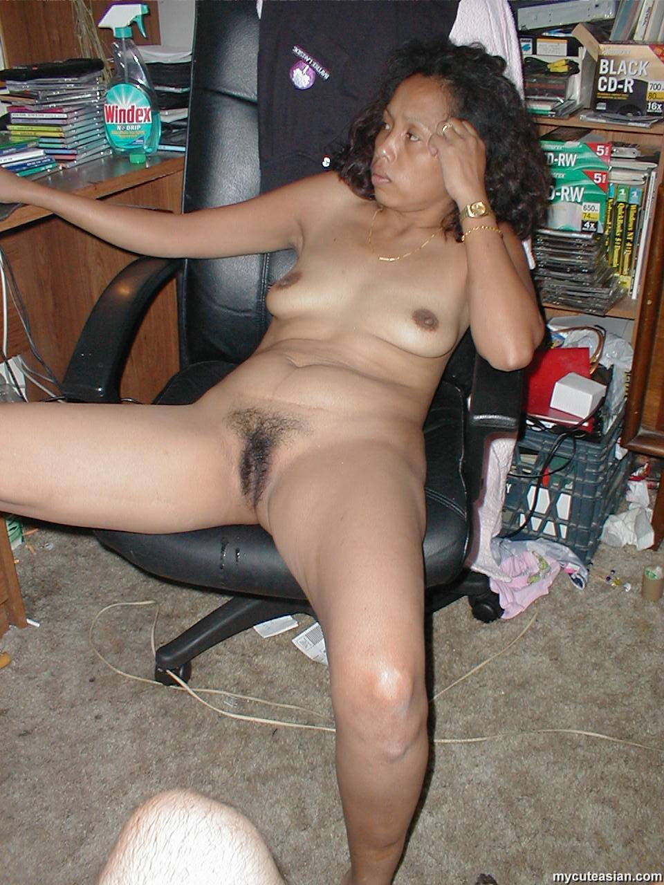 Sexy elegant mature nude women