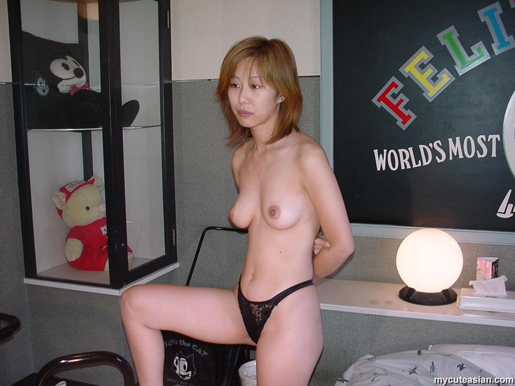 Cute wife asian amature