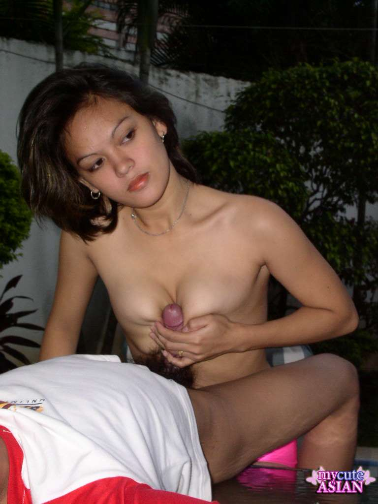Amateur Teen Playing Herself