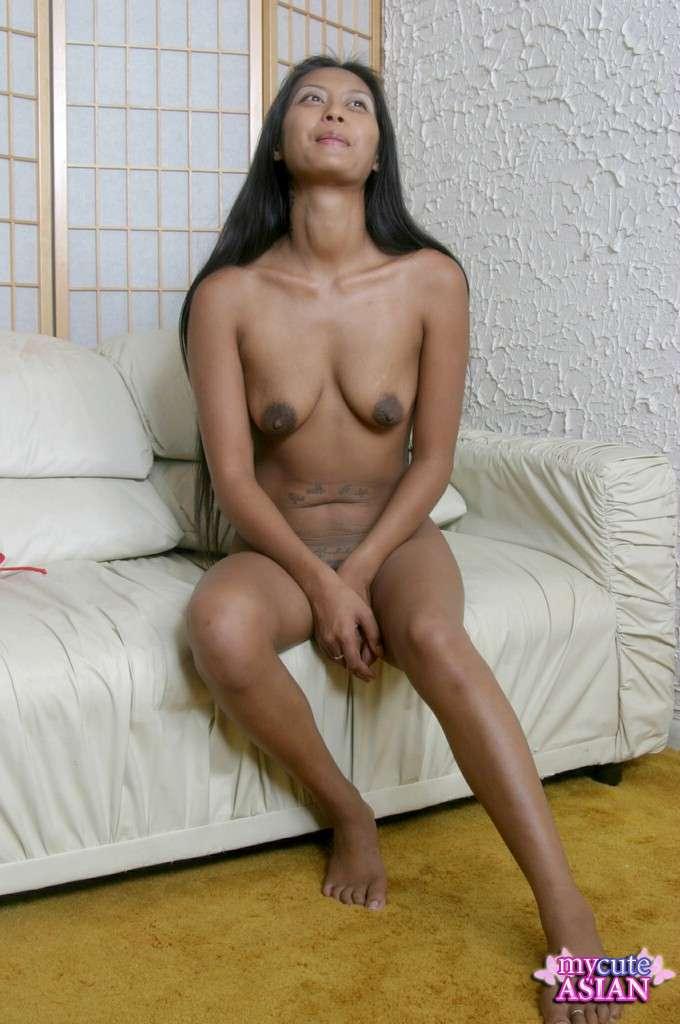 My asian naked feet