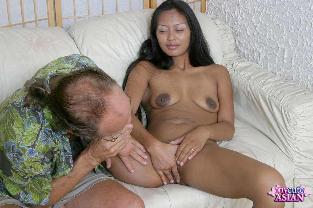 Asian skinned sexy dark
