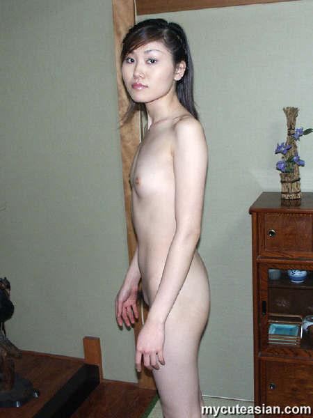 Asian amateur nude women