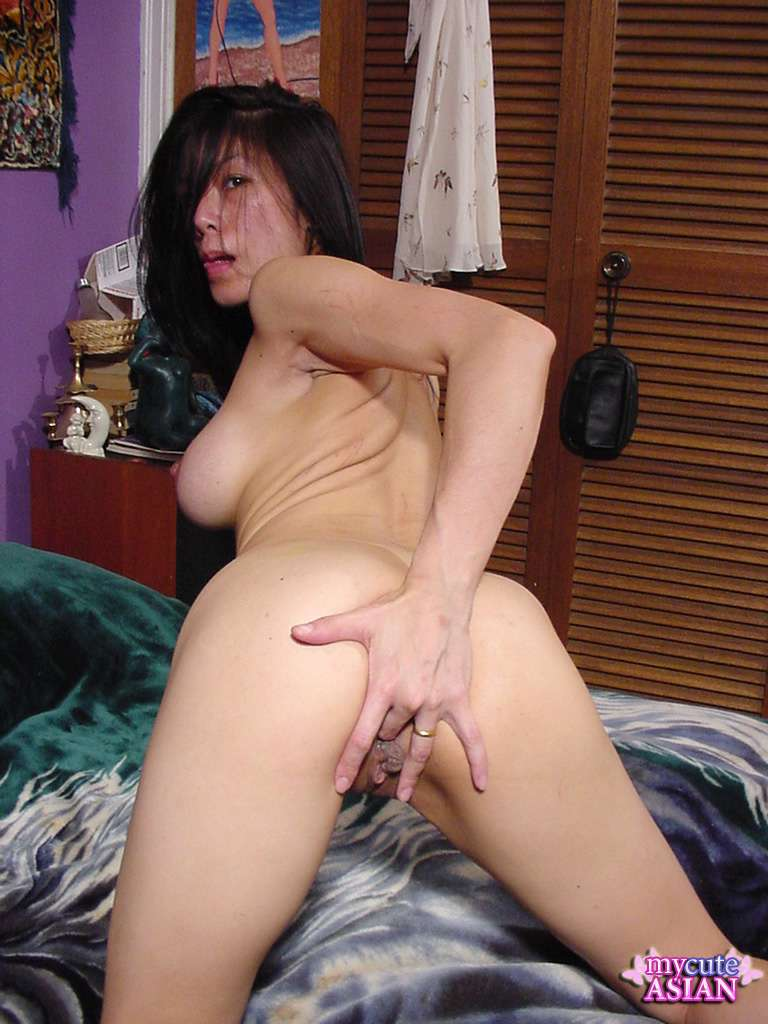 Asian Masturbation Solo Webcam
