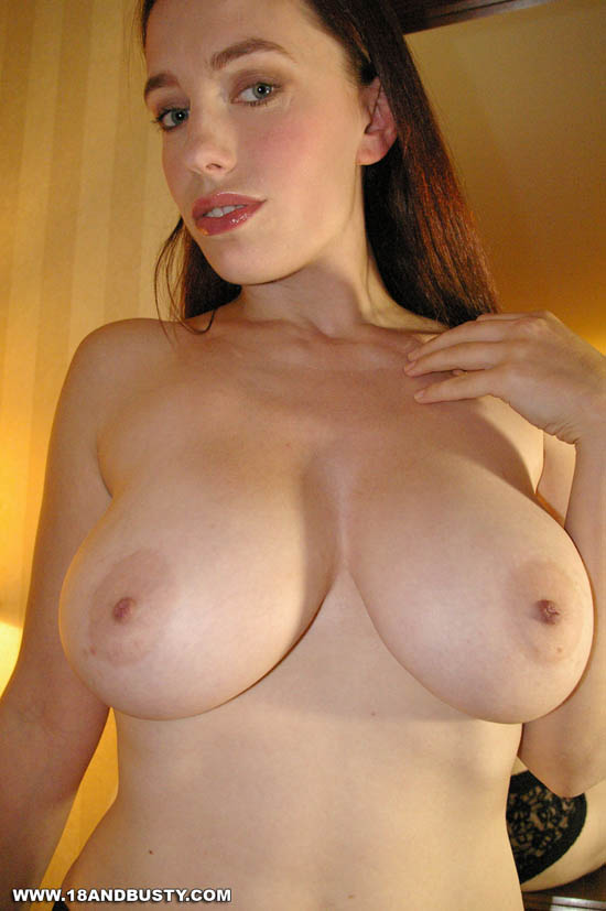 Models 18 and busty