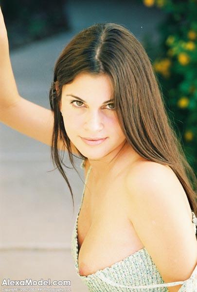 alexamodel nude pics
