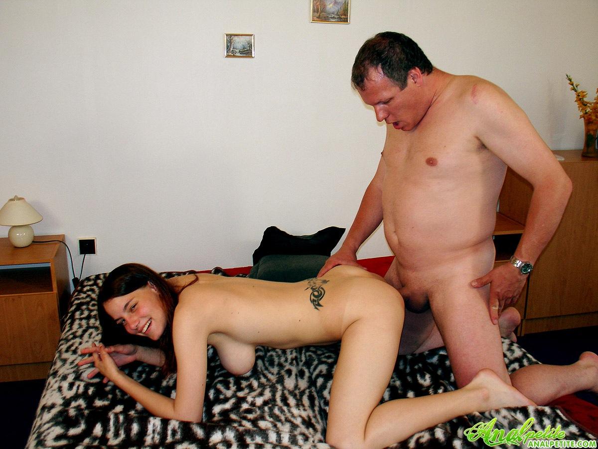 busty petite anal