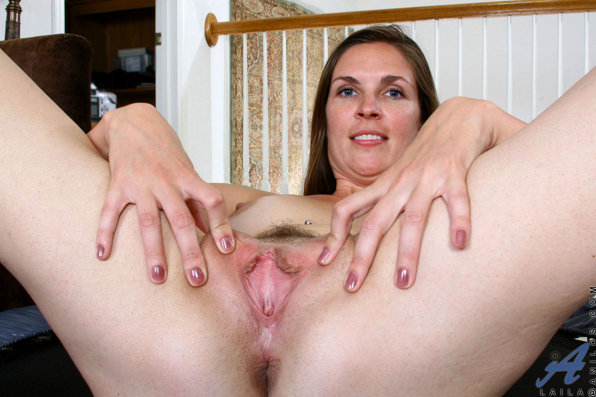 Good Hairy middle age nudes well