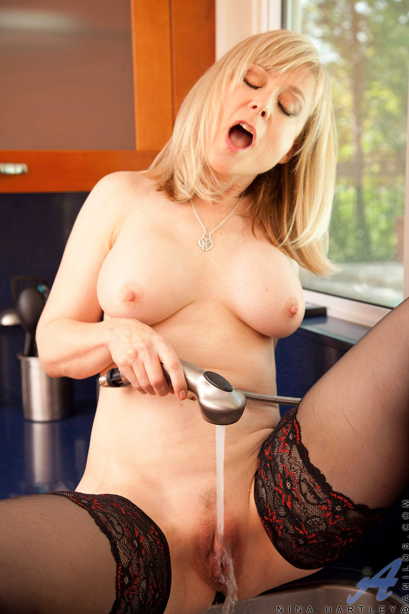 With you Naked nina hartley there
