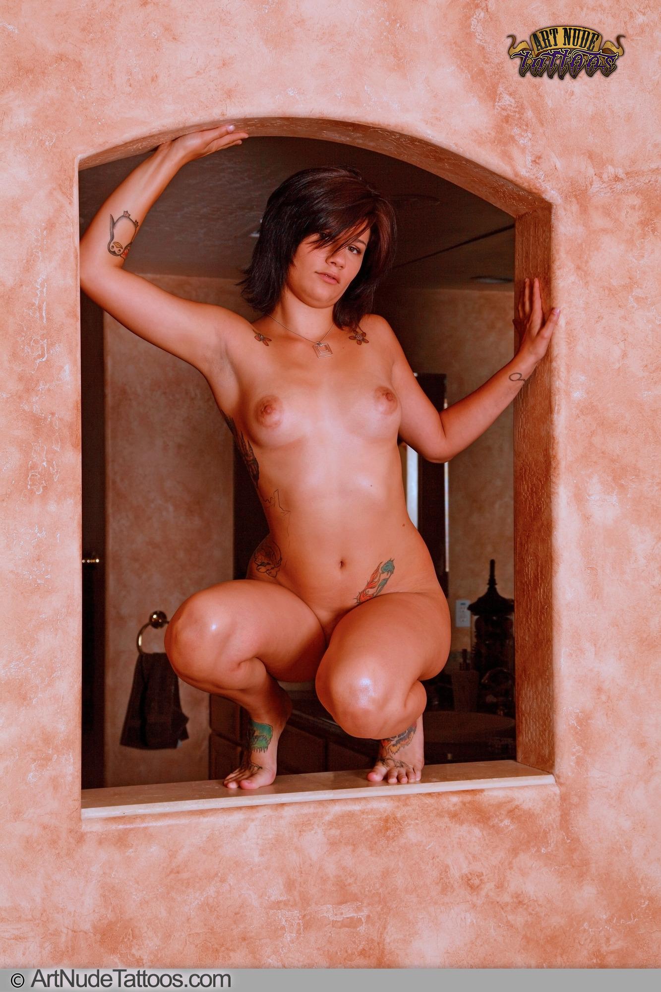 tattoo girls movies nude