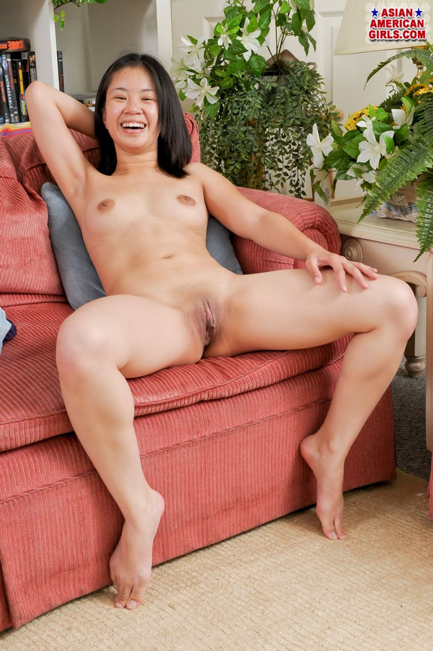 American nudists asian
