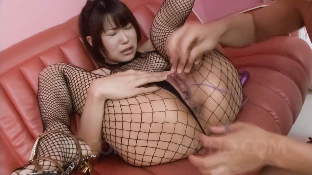 Tiara ayase crazy japanese threesome fuck - 2 3