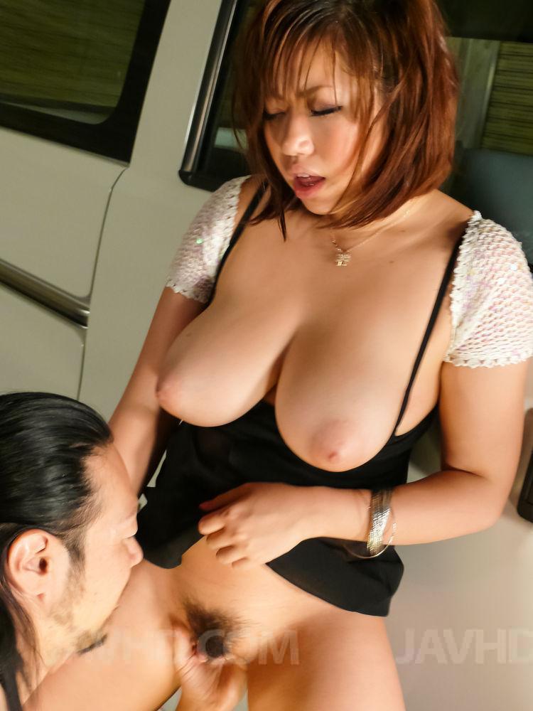 japanese mom big tits