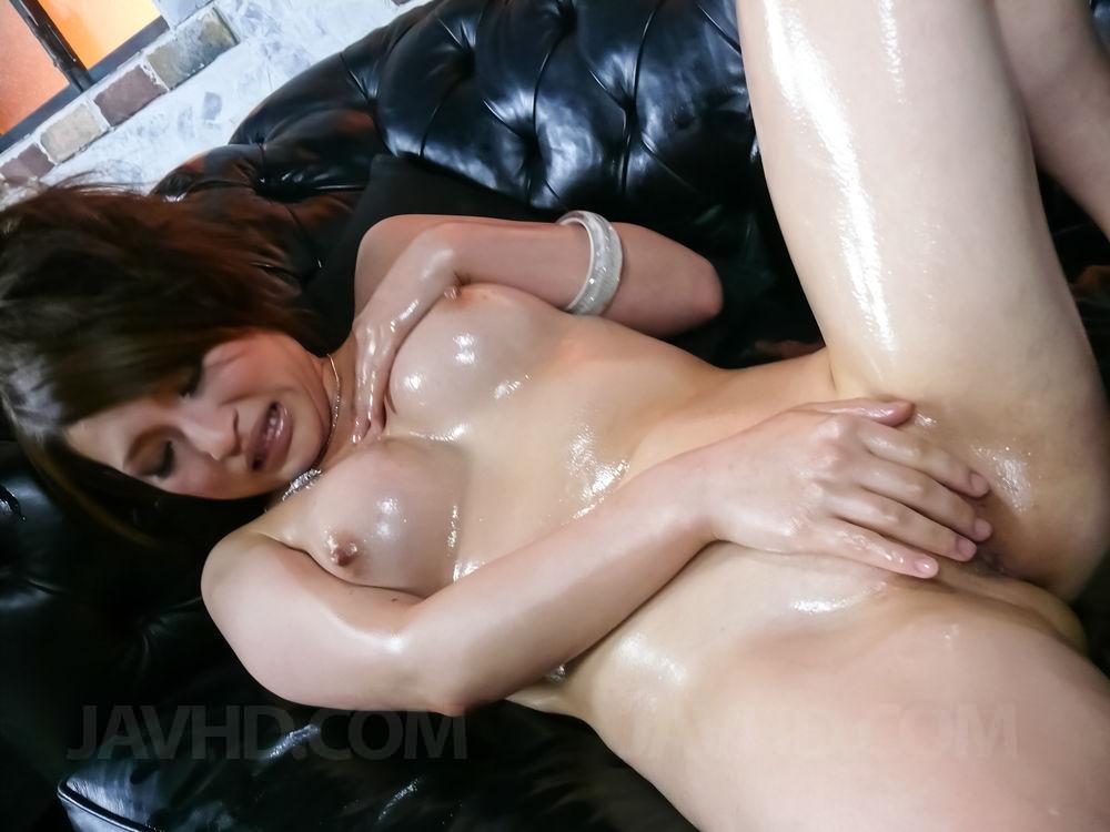 Miho tsujii amazes with full asian nurse pov oral 7