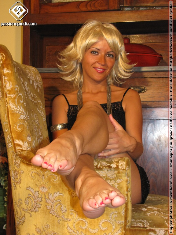barbarafeet italian barbara horny beauty nude gallery