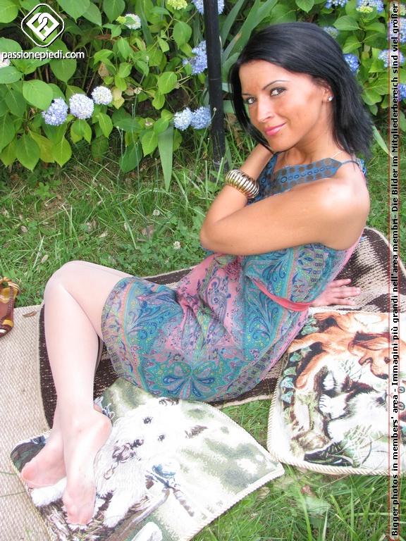 barbarafeet italian barbara horny model nude gallery